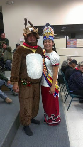 Elder Raindeer Game – Hualapai reservation