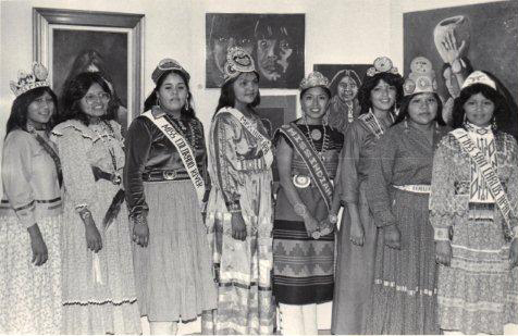 Miss Indian Arizona, 1982-83